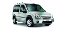 Kayseri Koclar Rent A Car  Diesel Ford Tourneo Connect **kar Lastİklİ
