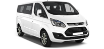 FORD TOURNEO CUSTOM 8+1  DİZEL MANUEL