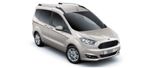 Kayseri Koclar Rent A Car  Diesel Ford Tourneo Courİer  **kar Lastİklİ