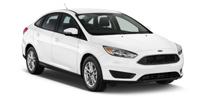 Kayseri Koclar Rent A Car  Ford Focus  Automatic  Benzİnlİ